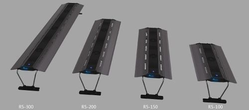 Luminaria Led Maxspect Rsx 100 - 100w Marinho Corais