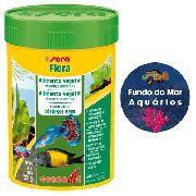 Ração Sera Flora 22g Alimento Vegetal
