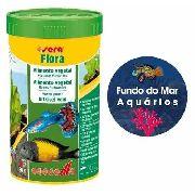 Ração Sera Flora 60g Alimento Vegetal