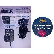 Jebao Wireless PP-8 Wave Maker 700 A 8000 Litros