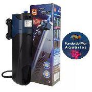Filtro Interno Sunsun Jup-02 Uv 5w 500l/h 110v Aquarios