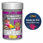 Ração Para Peixes JBL Krill 16g - Flocos de Krill