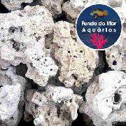 Rocha P/ Aquario Soma Marinho Ciclideos 10kg