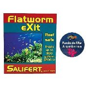 Salifert Flatworm Exit - Removedor De Planárias P/ 1200lts