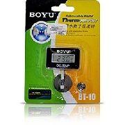 Termometro Digital Boyu Quadrado BT 10 Submerso P/ Aquarios