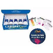 Prodac Laboret Test Kit De Testes Ph Gh Kh E No2 Água Doce