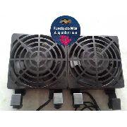 Ventoinha Cooler Resfriador Aquários Hopar H-902 220v
