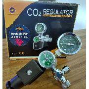 Regulador Co2 Para Aquários Marinhos E Doce Com Solenóide