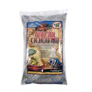 Areia p/ ciclídeos africanos CaribSea Sahara Cichlid Mix 9kg