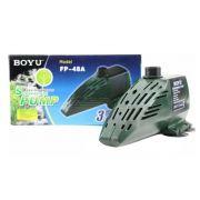 Bomba Submersa Boyu Fp 48a 2100l/h  Aquários Lagos e Fontes