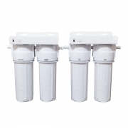 Filtro Deionizador 4 Estágios Para Aquários, Residência Etc.
