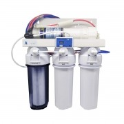 Filtro Osmose Reversa 150gpd Deionizador +bomba +tds Inline