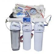 Filtro Osmose Reverse 2x 150gpd +dei+bomba+tds 1140l Dia