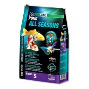 Ração para Peixes de Lago JBL ProPond ALL Seasons S 4,3kg
