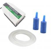 Kit Completo Compressor de Ar RS Electrical  RS 608 127v