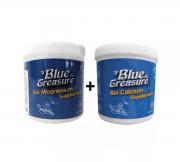 KIT Suplemento Blue Treasure  Magnesium + Calcio 450g