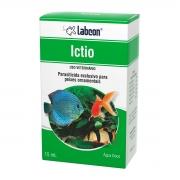 Medicamento Contra Ictio Alcon Labcon Ictio 15ml