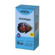 Nutricon Anti Algas 15 ml - Inibidor de Algas para Aquários