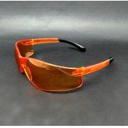 Oculos laranja para ver corais