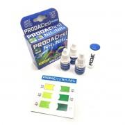 Prodac Teste Amônia Nh3 Nh4 Aquários Água Doce Ou Marinho