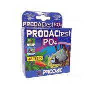 Prodac Teste De Fosfato Po4 Para Aquario Doce E Marinho