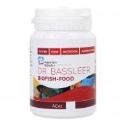 Ração Dr Bassleer Biofish Açai M 60g Auxilia na Reprodução