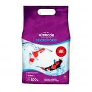 Nutricon Sticks Food Mix 500g Ração para Carpas Adultas