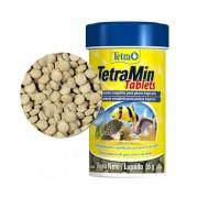 TETRA MIN Tablets 55g Ração para Peixes de Fundo Tropicais