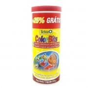 Ração Tetra Colorbits Granules 375g Pote Econômico