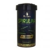 Ração Poytara Black Line Pellets M 40% Spirulina - 45g
