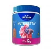 Ração Premium Nutricon Nutribetta 12g para Bettas