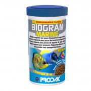 Ração Prodac Biogran Marine 100g Para Peixes de Água Salgada
