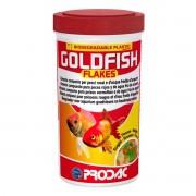 Ração Prodac Goldfish Flakes 32g - Especial para Kinguios