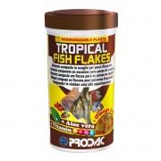 Ração Prodac Tropical Fish Flakes 50g - Flocos para Peixes