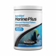 Ração Seachem Marine Plus Flakes Probiotic Formula - 100G