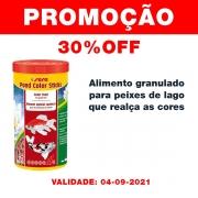 Ração Sera Pond Color Sticks 170g Realçar Cores De Carpas