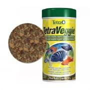 Ração Tetra Veggie Flakes 52g para Peixes Herbívoros