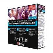 Red Sea Kit Balling Premium Reef Foundation Abc Pack 3x250ml