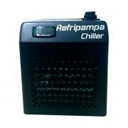 Resfriador Chiller Refripampa 1/4+ Hp RF800 - Aquários 800L