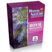 Royal Nature Teste Magnésio 50 Testes Marinho