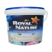 Sal Royal Nature Advanced Pro 10kg p/ Peixes e corais moles