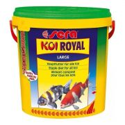Sera Koi Royal Large 2kg - Alimento Base para Carpas KOI