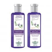Shampoo+Condicionador Blond Matizante Flores e Vegetais 310ml