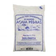 Substrato Dolomita p/ Aquários e Jardins Decoração N°1 25kg