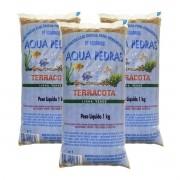 Substrato Terracota para Aquários e Jardins N°1 - 3kg