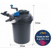 Sunsun Filtro Pressurizado Cpf-5000 Uv-11w P/ 4000l 220v