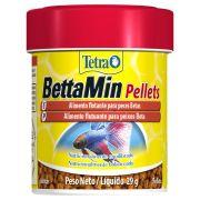 Tetra Bettamin Pastilhas 29g Ração Especial para Bettas