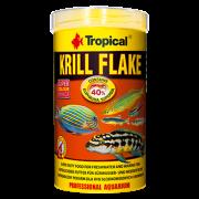 Ração para Peixes Tropical Krill 20g - Flocos de Krill