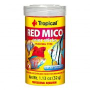 Ração Tropical Red Mico Colour Sticks 80g