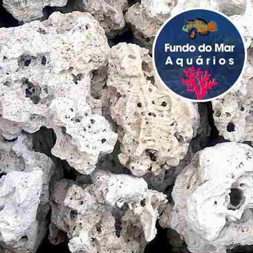 Rocha P/ Aquario Soma Marinho Ciclideos 20kg